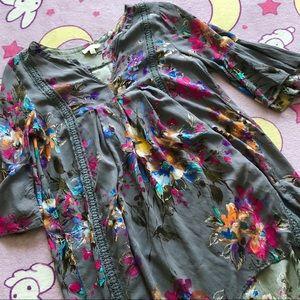 🌙 Umgee Tunic Top